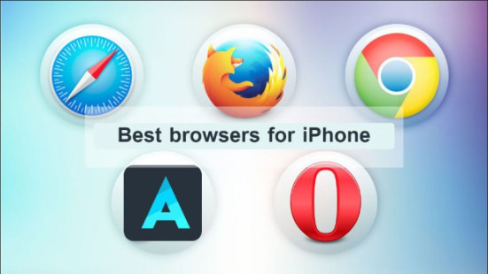 best browser iphone