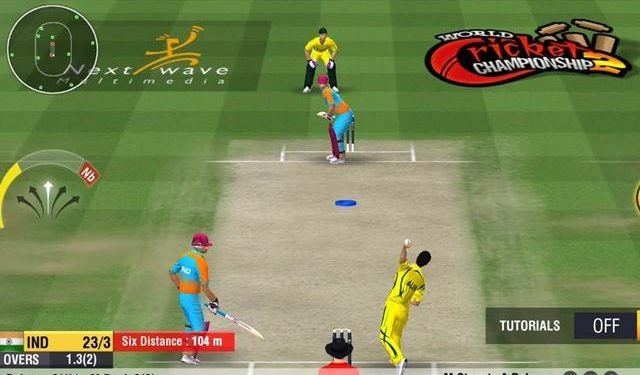 Multiplayer Cricket Games