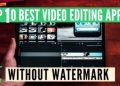 Best-Video-Editors