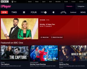BBC Channels