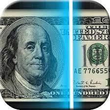 Detect fake money (prank)