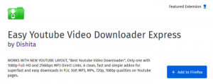 Easy Youtube Video Downloader Express