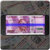 Fake Money Scanner Prank