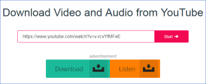 YouTube Video and Audio Downloader